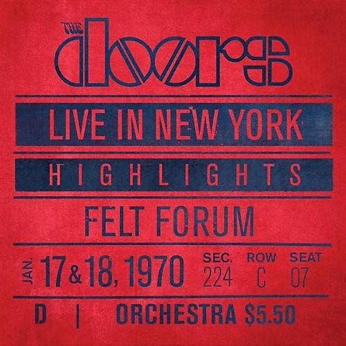 Alliance The Doors - Live in New York