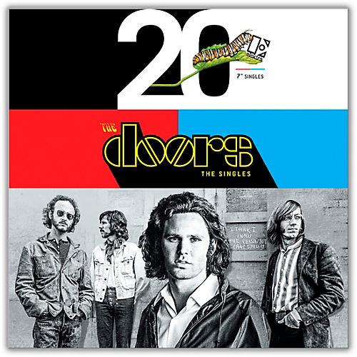 WEA The Doors - The Singles - Box Set Vinyl LP  (20 - 7