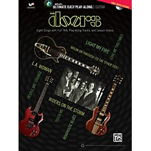 Alfred The Doors - Ultimate Easy Guitar Play-Along Easy Guitar TAB Book & DVD
