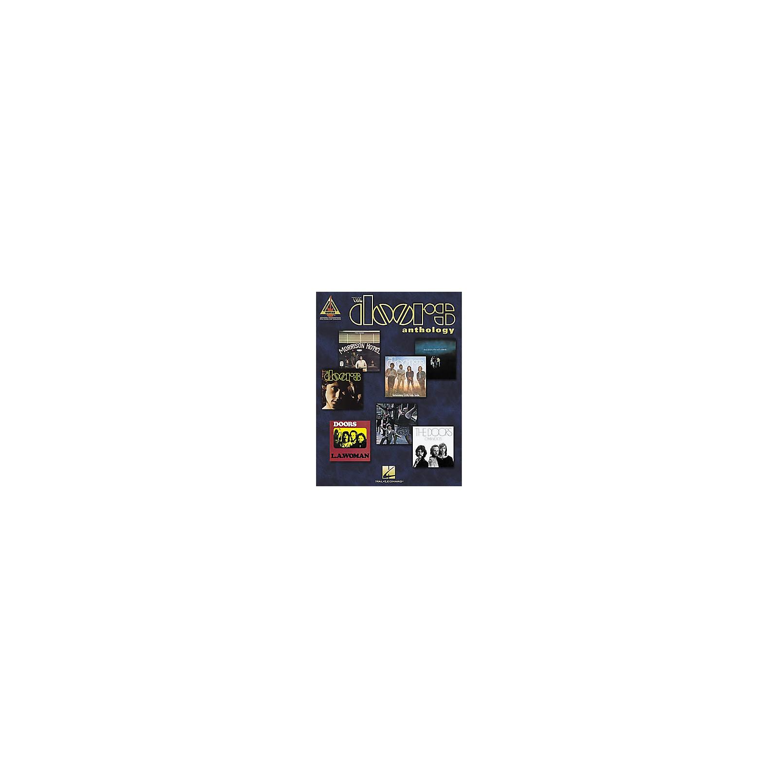 Hal Leonard The Doors Anthology Guitar Tab Book