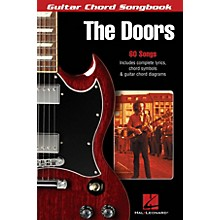 Hal Leonard The Doors Guitar Chord Songbook