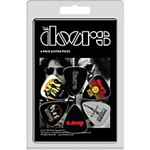 Perri's The Doors Guitar Pick 6-Pack