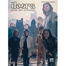 Alfred The Doors Guitar TAB Anthology Book