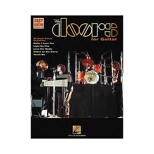 Hal Leonard The Doors for Easy Guitar Book