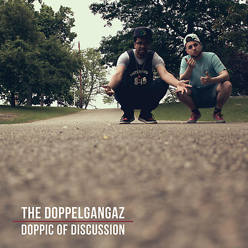 Alliance The Doppelgangaz - Doppic Of Discussion