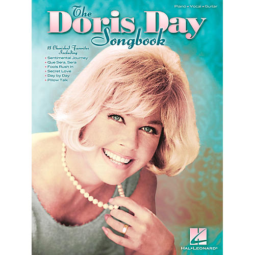 Hal Leonard The Doris Day Songbook for Piano/Vocal/Guitar PVG