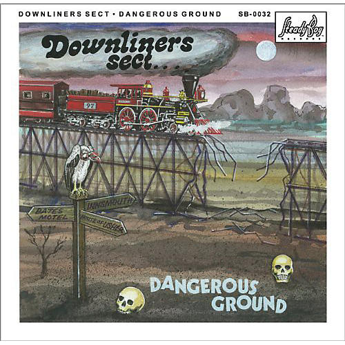 Alliance The Downliners Sect - Dangerous Ground