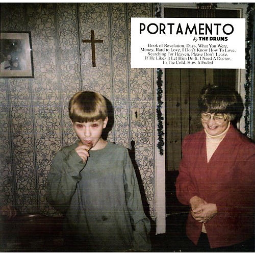 Alliance The Drums - Portamento