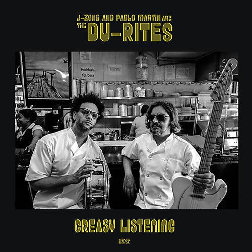Alliance The Du-Rites (J-Zone & Pablo Martin) - Greasy Listening