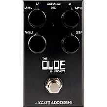 Open BoxRockett Pedals The Dude Overdrive Pedal