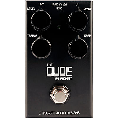 Rockett Pedals The Dude Overdrive Pedal