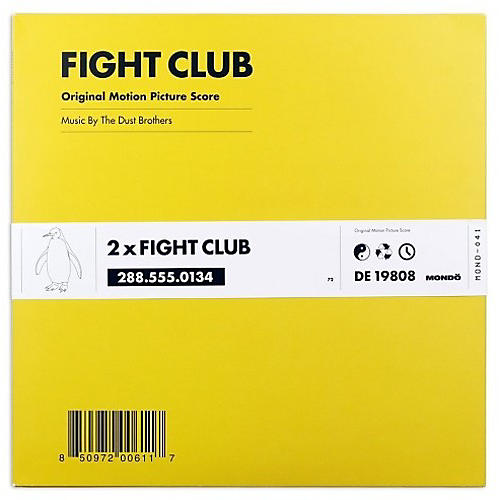 Alliance The Dust Brothers - Fight Club / O.s.t.