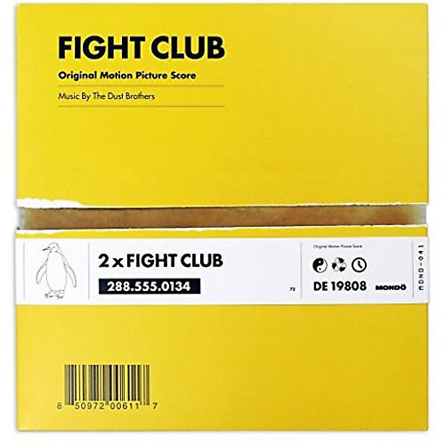 Alliance The Dust Brothers - Fight Club (Original Soundtrack)