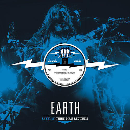 Alliance The Earth - Live At Third Man