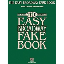 Hal Leonard The Easy Broadway Fake Book