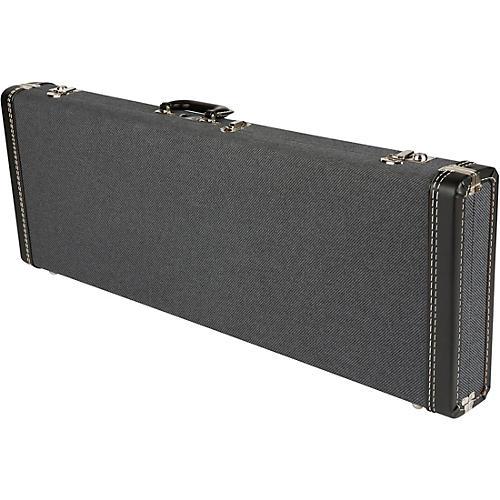 Fender The Edge Strat Artist Model Hardshell Case Black Black