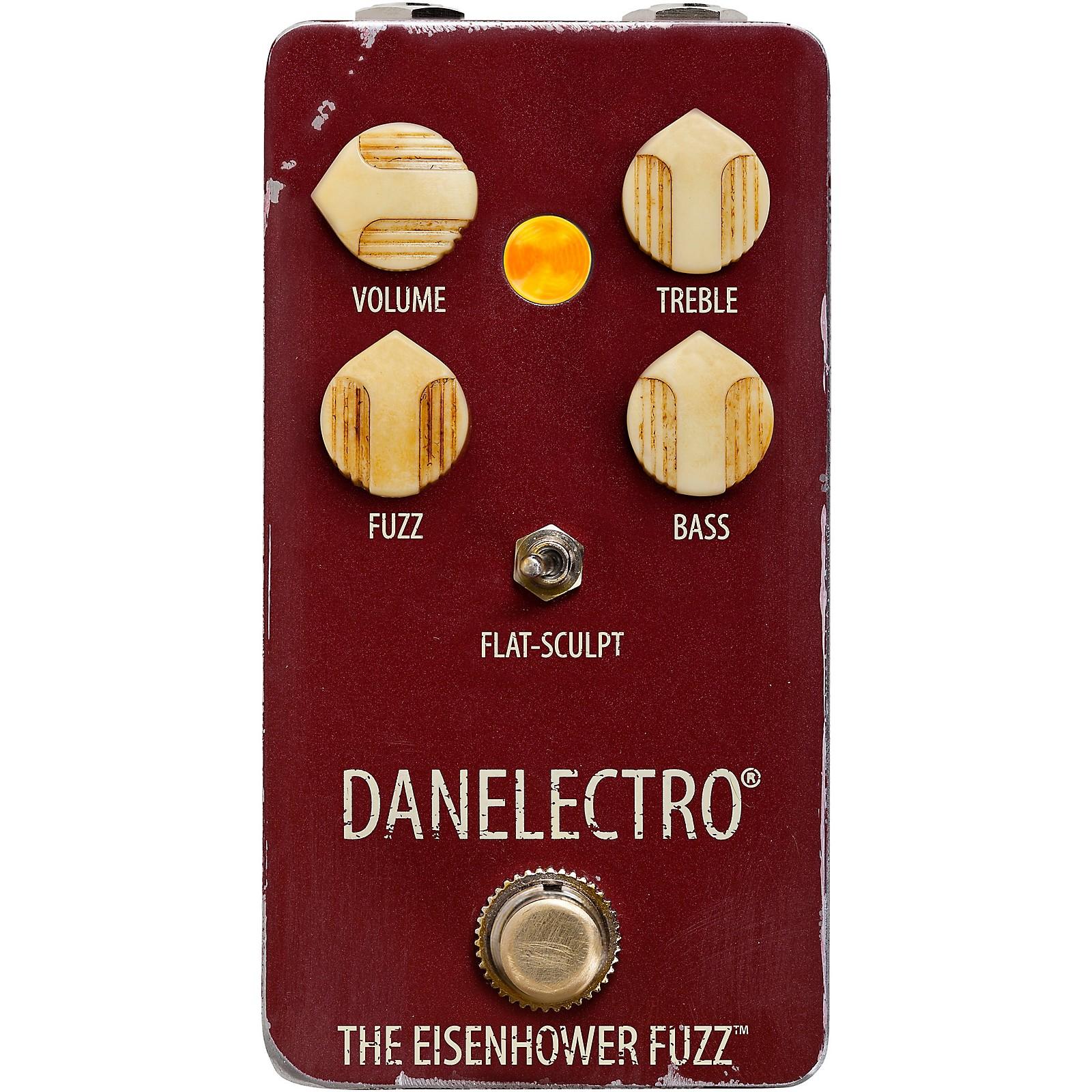 Danelectro The Eisenhower Fuzz Effects Pedal