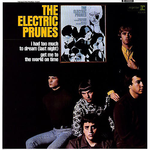 Alliance The Electric Prunes - Electric Prunes: I Had Too Much To Dream [180 Gram Vinyl]