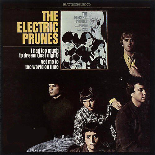 Alliance The Electric Prunes - I Had Too Much To Dream