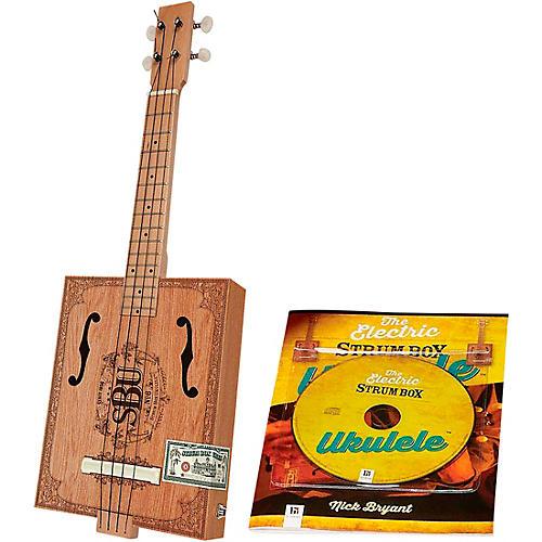 Hinkler The Electric Strum Box Ukulele Complete Kit - Ukulele/Book/CD