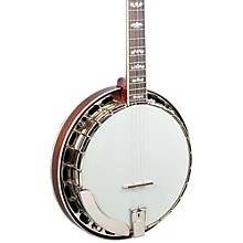 Open Box Recording King The Elite Traditional Banjo