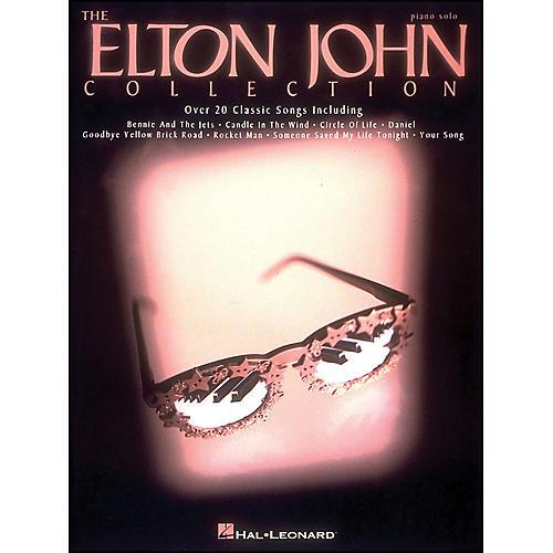 Hal Leonard The Elton John Piano Solo Collection
