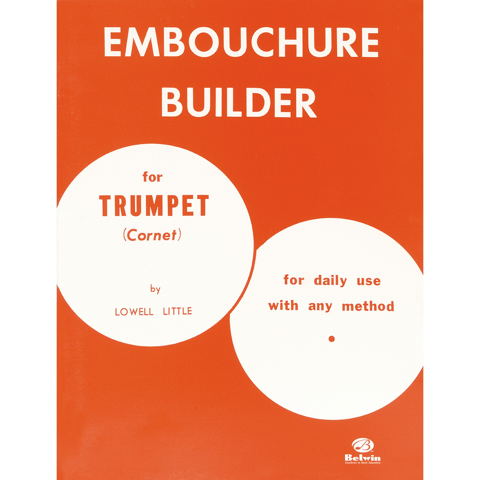 Alfred The Embouchure Builder Trumpet Method Book