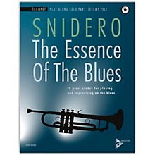 ADVANCE MUSIC The Essence of the Blues: Trumpet Book & CD