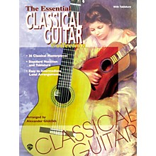 Alfred The Essential Classical Guitar Collection with Tab