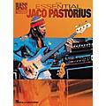 Hal Leonard The Essential Jaco Pastorius Bass Guitar Tab Songbook thumbnail