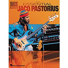 Hal Leonard The Essential Jaco Pastorius Bass Guitar Tab Songbook