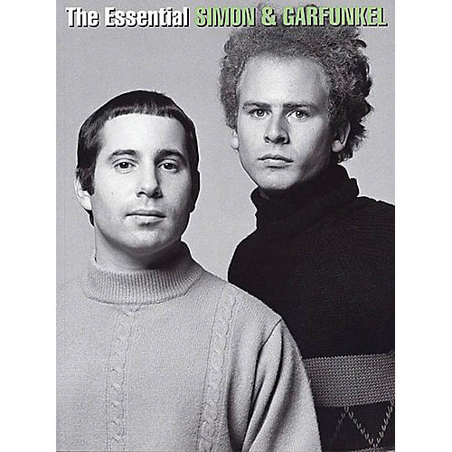 Music Sales The Essential Simon & Garfunkel Music Sales America Series Softcover Performed by Simon & Garfunkel