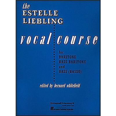 Hal Leonard The Estelle Liebling Vocal Course for Barintone Voice