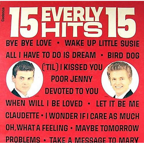 Alliance The Everly Brothers - 15 Everly Hits 15