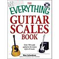 Hal Leonard The Everything Series - Guitar Scales Book thumbnail