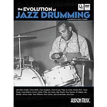 Hudson Music The Evolution Of Jazz Drumming (Book/Online Audio/Content)