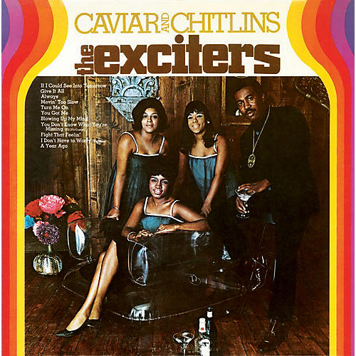Alliance The Exciters - Caviar & Chitlins