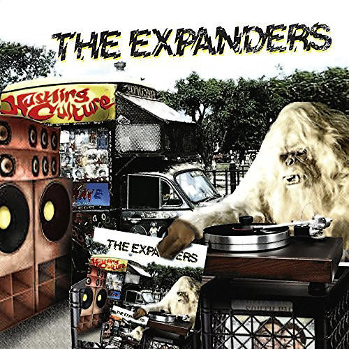 Alliance The Expanders - Hustling Culture
