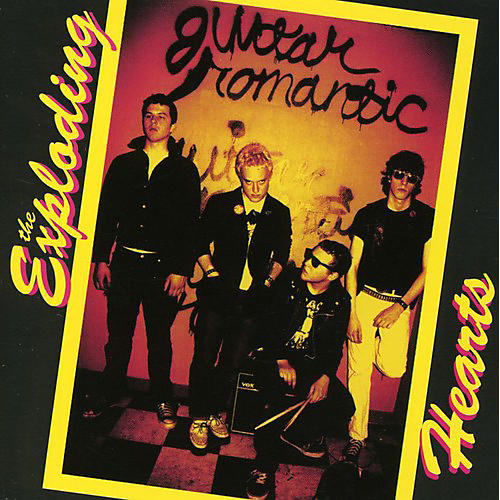 Alliance The Exploding Hearts - Guitar Romantic
