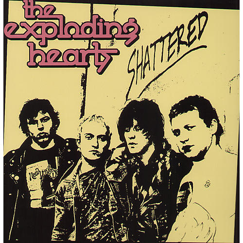 Alliance The Exploding Hearts - Shattered