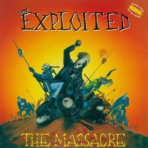 Alliance The Exploited - Massacre (Special Edition)