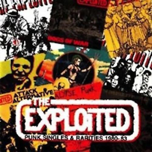 Alliance The Exploited - Punk Singles 1980-83