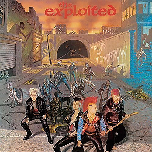 Alliance The Exploited - Troops Of Tomorrow