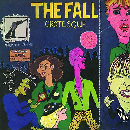 Alliance The Fall - Grotesque (after The Gramme)