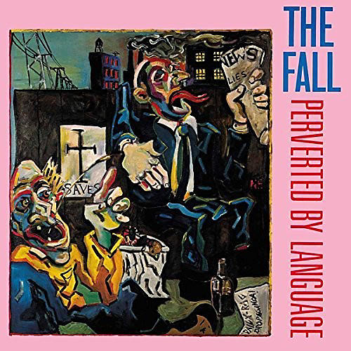 Alliance The Fall - Perverted By Language