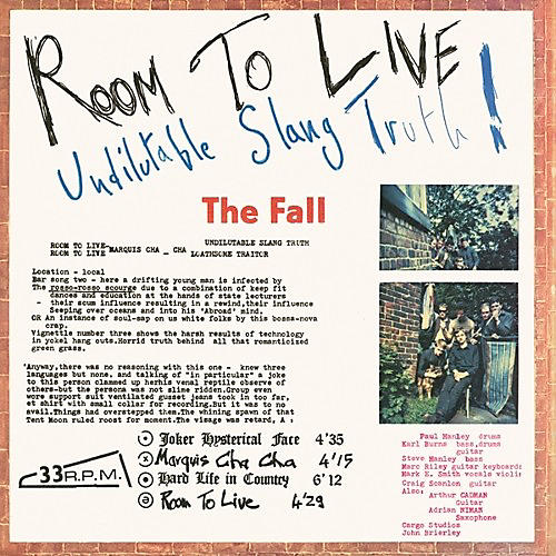 Alliance The Fall - Room To Live