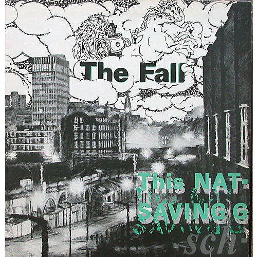 Alliance The Fall - This Nation's Saving Grace