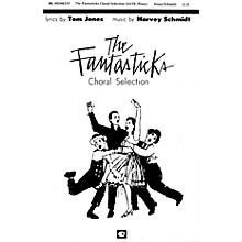 Hal Leonard The Fantasticks (Choral Selections) SATB arranged by Robert H. Noeltner