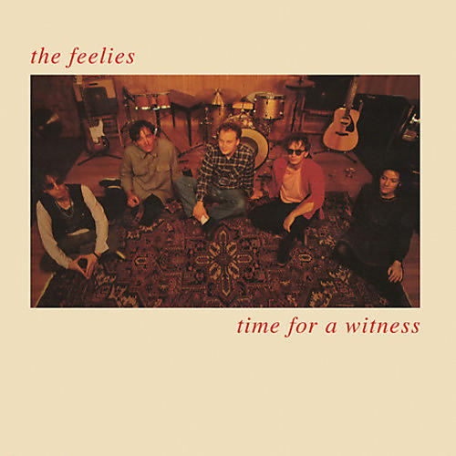 Alliance The Feelies - Time for a Witness