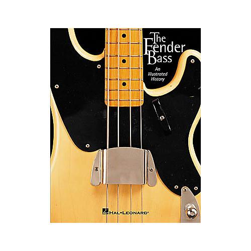 Hal Leonard The Fender Bass Book